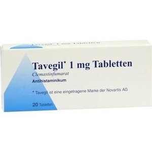 TAVEGIL Tabletten