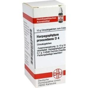 HARPAGOPHYTUM PROC D 4