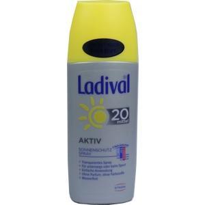 LADIVAL Sonnenschutzspray LSF 20