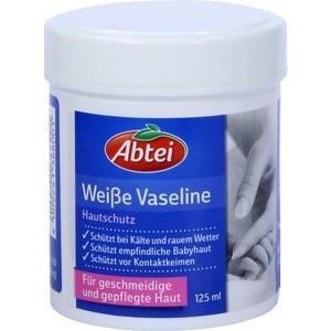 ABTEI weiße Vaseline