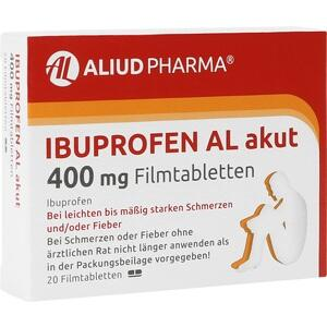Ibuprofen aus unserer Versandapotheke