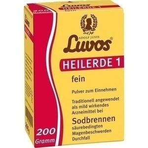 LUVOS Heilerde 1 fein
