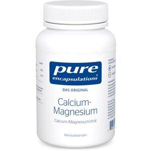 PURE ENCAPSULATIONS Calcium Magnesium Citrat Kaps.