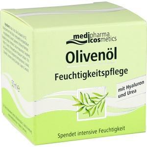 Abbildung von Olivenöl Feuchtigkeitspflege  Creme