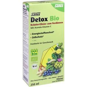 DETOX Bio Kräuter-Elixier zum Verdünnen Salus