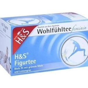 H&S Wohlfühltee feminin Figurtee Filterbeutel
