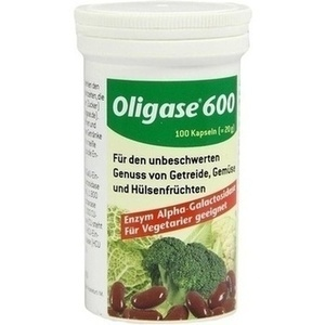 OLIGASE 600 Kapseln