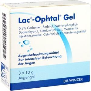 LAC OPHTAL Gel