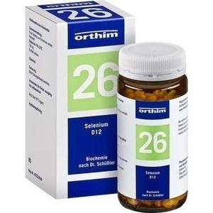 Biochemie Orthim Nr.26 Selenium D12 Tabletten