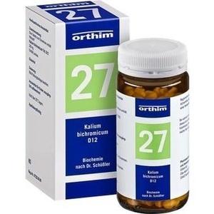 Biochemie Orthim Nr.27 Kalium Bichromicum D12 Tabletten