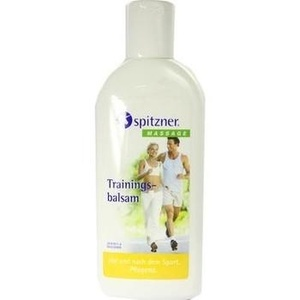 SPITZNER Massage Trainingsbalsam