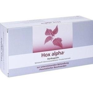 HOX alpha Hartkapseln