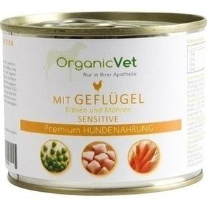 Dosennahrung Hund Sensitive Geflügel, 200g