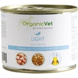 Dosennahrung Hund Light, 200g