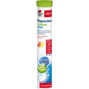 DOPPELHERZ Magnesium+Kalium Sport Brausetabletten