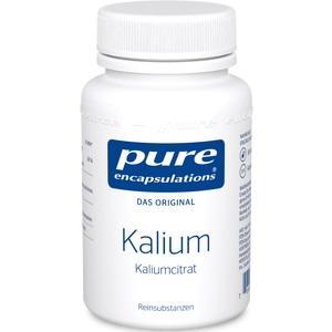PURE ENCAPSULATIONS Kalium Kaliumcitrat Kapseln