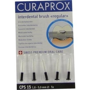 CURAPROX CPS 15 Interdental 1,8-5 mm