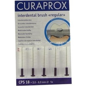 CURAPROX CPS 18 Interdental 2-8 mm