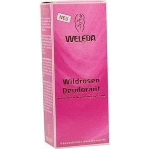 Abbildung von Weleda Wildrosen Deodorant  Lösung