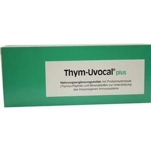 THYM UVOCAL plus Hartkapseln