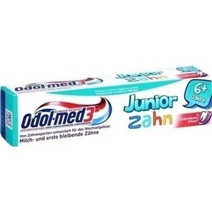 ODOL MED 3 Junior Zahncreme