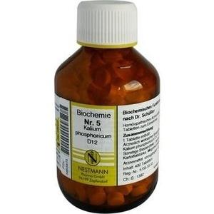 BIOCHEMIE 5 Kalium phosphoricum D 12 Tabletten