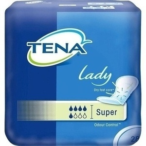 TENA LADY super Einlagen