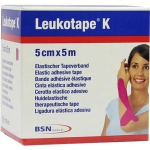 LEUKOTAPE K 5 cm pink