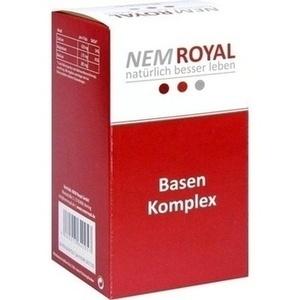 Abbildung von Nem Royal Basen Komplex  Kapseln