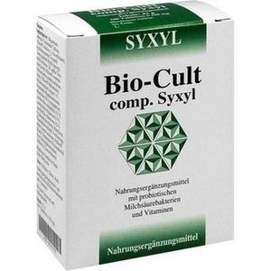 BIO CULT comp.Syxyl Tabletten