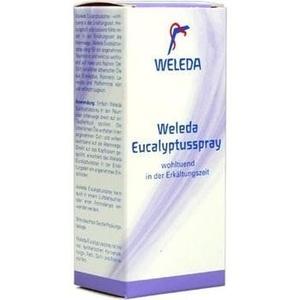 WELEDA Eucalyptusspray