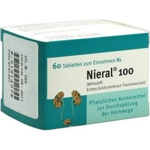 NIERAL 100 Tabletten