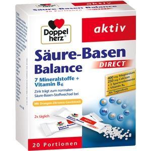 DOPPELHERZ Säure-Basen Balance DIRECT Pellets
