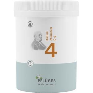 Biochemie Pflüger Nr. 4 Kalium Chloratum D6 Tabletten