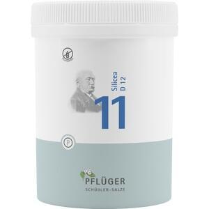 Abbildung von Biochemie Pflüger Nr. 11 Silicea D 12  Tabletten