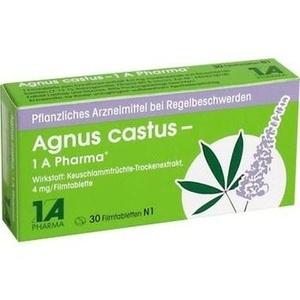 Agnus castus 1A Pharma®