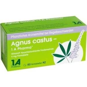 AGNUS CASTUS-1A Pharma Filmtabletten