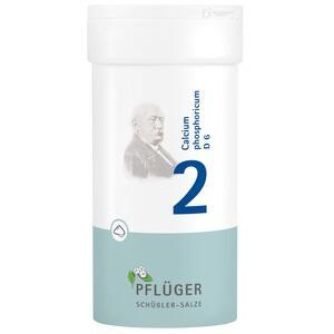BIOCHEMIE Pflüger 2 Calcium phosphoricum D 6 Pulv.