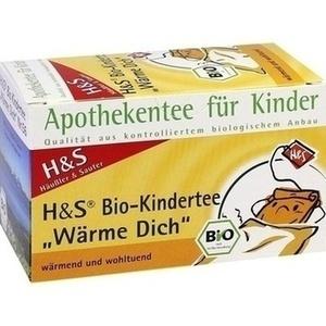 H&S Bio Kindertee Wärme Dich Filterbeutel