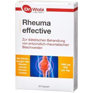 RHEUMA EFFECTIVE Dr.Wolz Kapseln