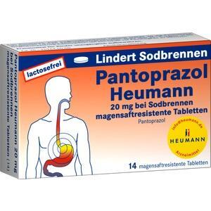 PANTOPRAZOL Heumann 20 mg bei  Sodbrennen