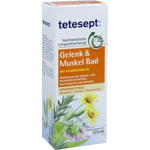 TETESEPT Gelenk & Muskel Bad