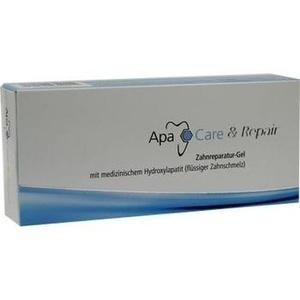 APACARE und Repair Gel Zahncreme