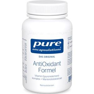 PURE ENCAPSULATIONS Antioxidant Formel Kapseln