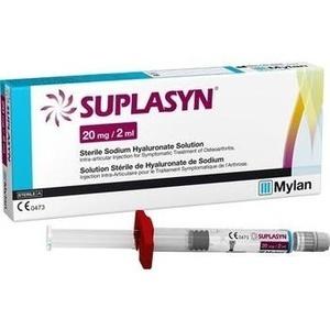 Suplasyn 20 mg/2 ml Hyaluronsäure Fertigspritze