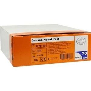 DANSAC NovaLife 2 Basisplatte RR70 10-62mm