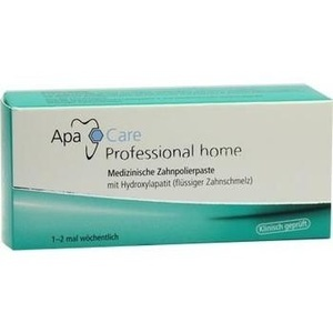 APA CARE Professional Home Zahncreme