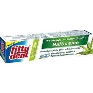 FITTYDENT sensitive Haftcreme