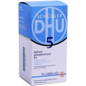 Biochemie Dhu 5 Kalium Phosphoricum D3 Tabletten