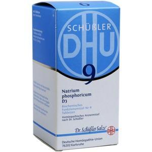 Biochemie Dhu 9 Natrium Phosphoricum D3 Tabletten